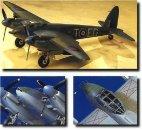 Tamiya De Havilland Mosquito FB Mk.VI/NF