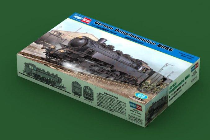 Hobby Boss German Dampflokomotive BR86
