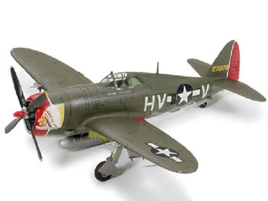 Tamiya WB P-47D Thunderbolt Razorback