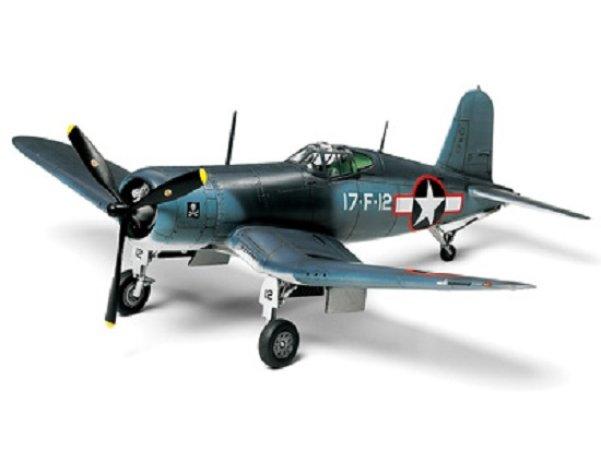Tamiya Vought F4U-1 Bird Cage Corsair