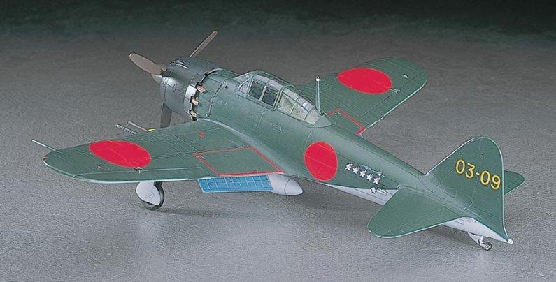 Hasegawa Mitsubishi A6M5 Zero Fighter 52 Zeke