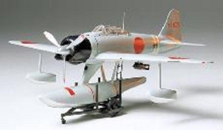 Tamiya Nakajima A6M2-N Ni-shiki-Suisen (Rufe)