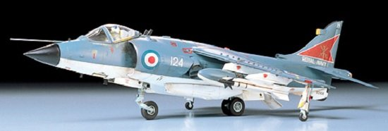 Tamiya Hawker Sea Harrier FRS.1