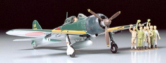 Tamiya Mitsubishi A6M5C Type 52 Zero (Zeke)