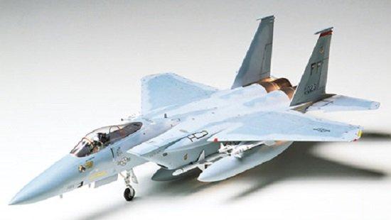 Tamiya McDonnell Douglas F-15C Eagle