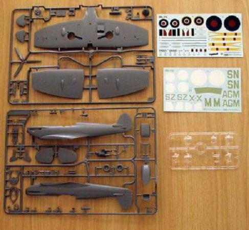 Tamiya Supermarine Spitfire Mk.Vb
