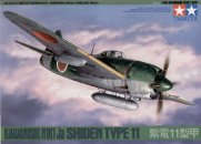 Tamiya Kawanishi N1K1-J Type 11-Koh Shiden