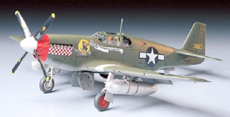 Tamiya North American P-51B Mustang