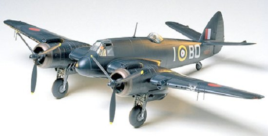 Tamiya Bristol Beaufighter Mk.VI Night Fighter