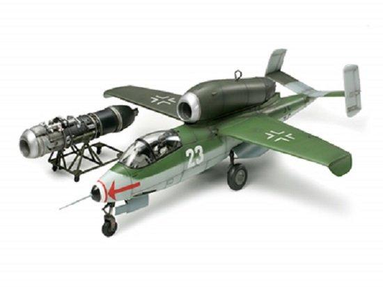 Tamiya Heinkel He162 Salamander