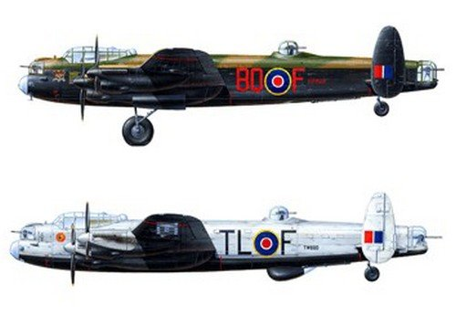 Tamiya Avro Lancaster B Mk.I/III