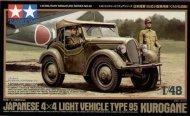 Tamiya Japanese 4x4 Light Vehicle Type 95 Kurogane