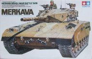 Tamiya Israeli Merkava I MBT