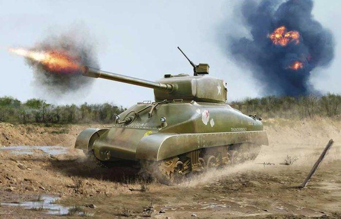 Revell Sherman M4 A1 - Výprodej