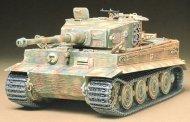 Tamiya German Heavy Tiger I Late Version
