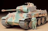 Tamiya German Panther Type G steel wheel version