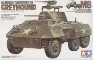 Tamiya U.S. M8 Light Armored Car Greyhound