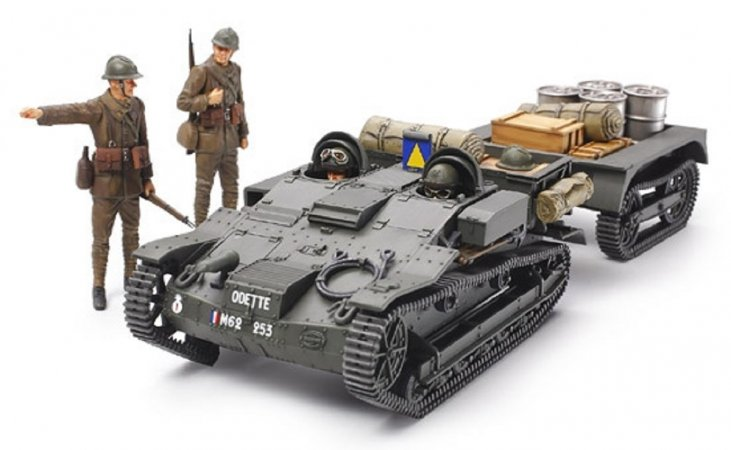 Tamiya French Armored Carrier UE