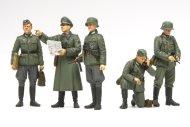 Tamiya German Field Commander Set