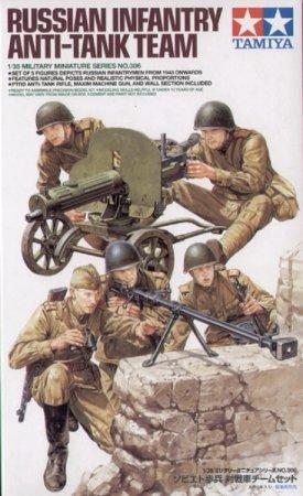 Tamiya Russian Infantry Anti-Tank Team