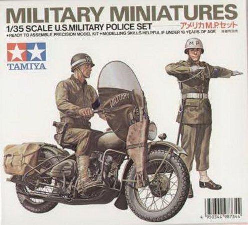 Tamiya U.S. Military Police Set