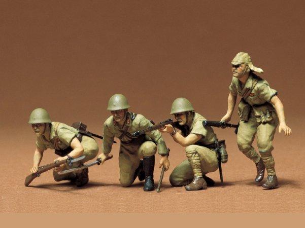 Tamiya Japanese Army Infantry