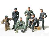 Tamiya German Tank Crew at Rest