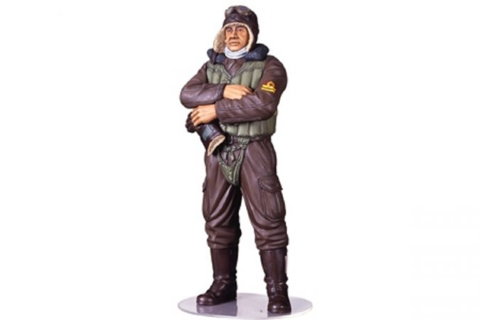 Tamiya WWII Imperial Japanese Navy Fighter Pilot