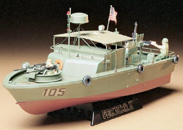 Tamiya U.S. Navy PBR 31 Mk.II PIBBER