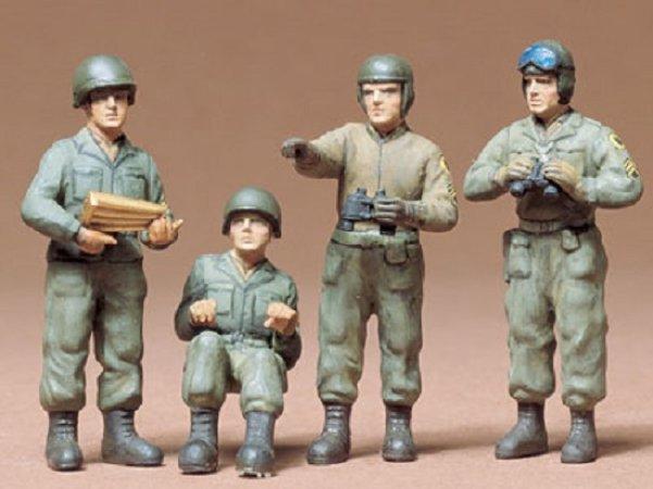 Tamiya U.S. Army Tank Crew