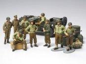 Tamiya U.S. Army Infantry At Rest