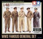 Tamiya WWII Famous General Set