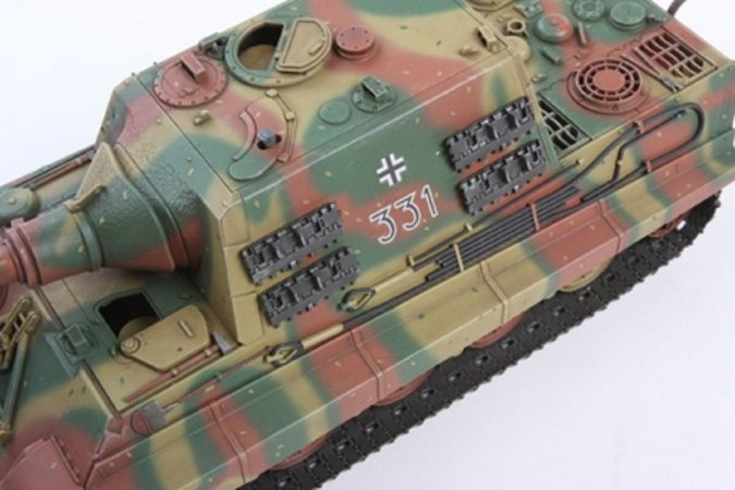 Tamiya German Heavy Tank Destroyer Jagdtiger Early Production