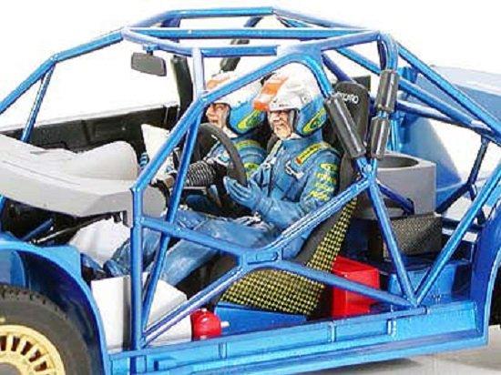 Tamiya Subaru Impreza WRC 2001 Rally of Great Britain - Výprodej
