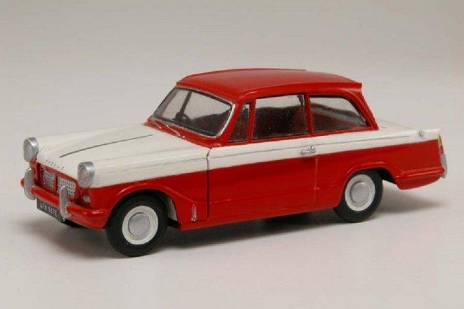 Airfix StarterSet - Plastikový model auta Triumph Herald