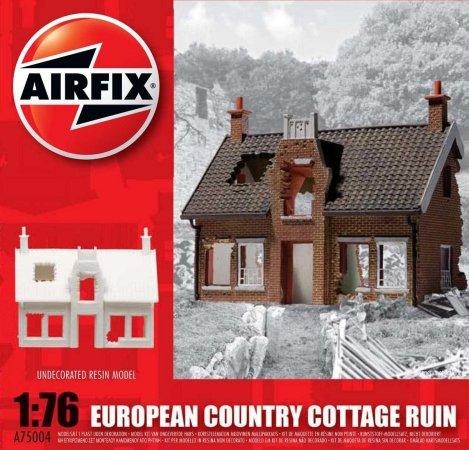 Airfix European Country Cottage Ruin - Výprodej