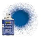 Revell Barva ve spreji akrylová lesklá - Modrá (Blue) - č. 52