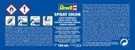 Revell Barva ve spreji akrylová matná - Šedá (Grey) - č. 57