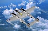 Hobby Boss P-38L-5-10 Lightning