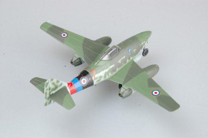 Easy model Me 262 A - 1a Yellow 7