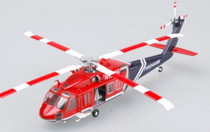 Easy model Helicopter - UH 60A American Firehawk