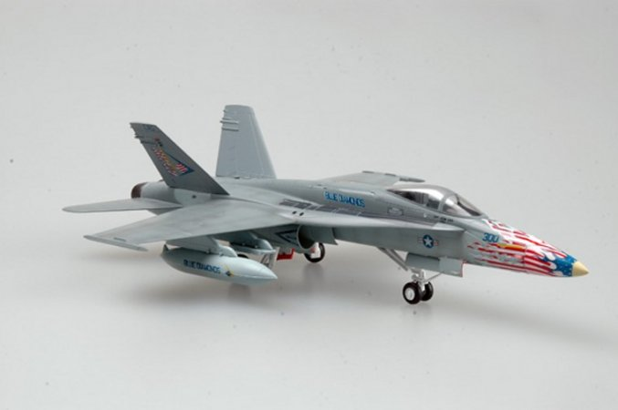Easy model F/A-18C US Navy VFA-146 NG-300