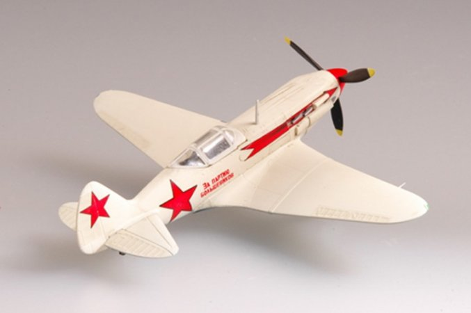 Easy model Mig-3 12th IAP Moscow Air Defense 1942