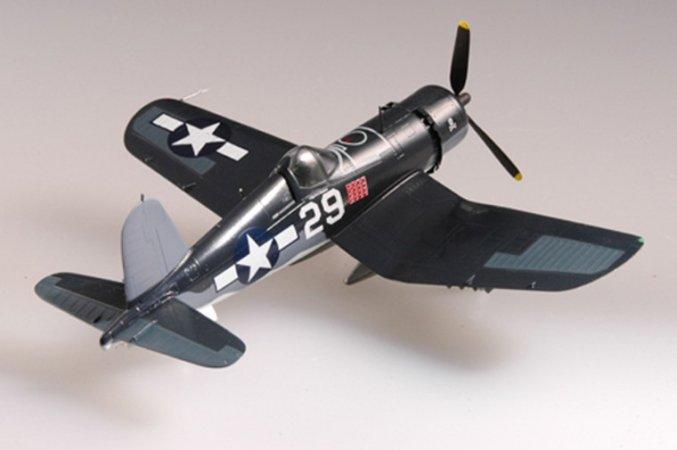 Easy model F4U-1A VF-17 Lt. Ike Kepford 1944