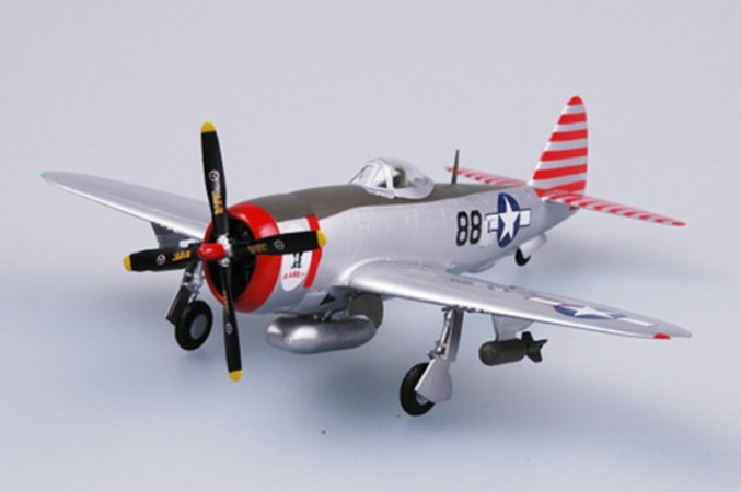 Easy model P-47D-527 FS, 86 FG