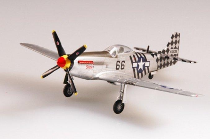 Easy model P-51K 6 Air Commando Squadron 1 ACG, India 1945