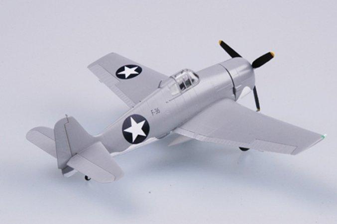 Easy model F6F VF-4, Australian 1942