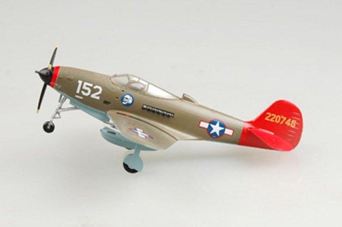 Easy model P-39Q Air Cobra