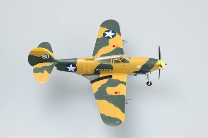 Easy model P-39Q - 41th FS 35th FG 5th Nová Guinea Autumn 1942