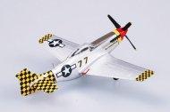 Easy model P-51D 319FS, 325FG, Italy 1945